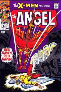Cover Thumbnail for The X-Men (Marvel, 1963 series) #44