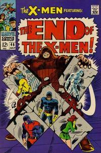 Cover Thumbnail for The X-Men (Marvel, 1963 series) #46