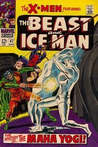 Cover Thumbnail for The X-Men (Marvel, 1963 series) #47
