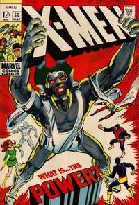 Cover Thumbnail for The X-Men (Marvel, 1963 series) #56