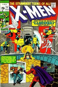 Cover Thumbnail for The X-Men (Marvel, 1963 series) #71