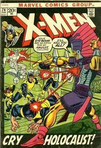 Cover Thumbnail for The X-Men (Marvel, 1963 series) #74