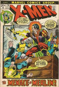 Cover Thumbnail for The X-Men (Marvel, 1963 series) #78
