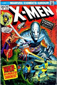 Cover Thumbnail for The X-Men (Marvel, 1963 series) #82