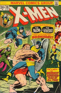 Cover for The X-Men (Marvel, 1963 series) #86