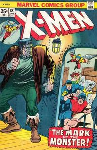 Cover Thumbnail for The X-Men (Marvel, 1963 series) #88