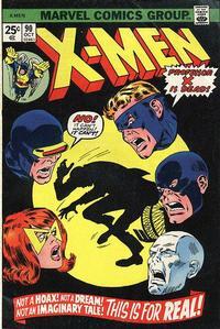 Cover Thumbnail for The X-Men (Marvel, 1963 series) #90
