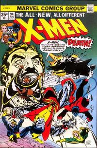 Cover for The X-Men (Marvel, 1963 series) #94