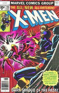 Cover Thumbnail for The X-Men (Marvel, 1963 series) #106 [35 cent cover price variant]
