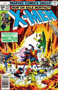 Cover Thumbnail for The X-Men (Marvel, 1963 series) #113