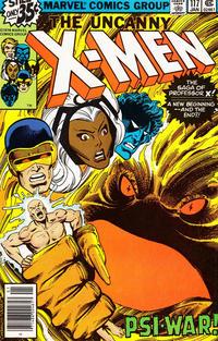 Cover Thumbnail for The X-Men (Marvel, 1963 series) #117 [Regular Edition]