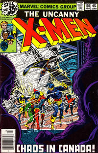 Cover Thumbnail for The X-Men (Marvel, 1963 series) #120 [Regular Edition]