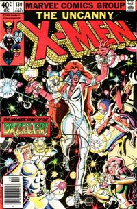 Cover Thumbnail for The X-Men (Marvel, 1963 series) #130 [Newsstand Edition]
