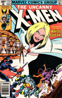 Cover Thumbnail for The X-Men (Marvel, 1963 series) #131 [Newsstand]
