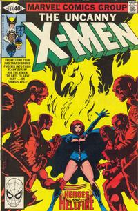 Cover Thumbnail for The X-Men (Marvel, 1963 series) #134 [Direct]