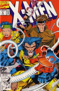 Cover Thumbnail for X-Men (Marvel, 1991 series) #4 [Direct Edition]