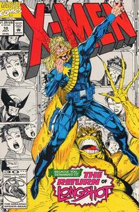 Cover Thumbnail for X-Men (Marvel, 1991 series) #10 [Direct Edition]