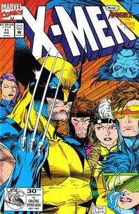 Cover Thumbnail for X-Men (Marvel, 1991 series) #11 [Direct]