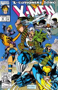 Cover Thumbnail for X-Men (Marvel, 1991 series) #16 [Direct]