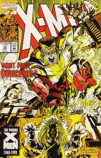 Cover Thumbnail for X-Men (Marvel, 1991 series) #19 [Direct Edition]