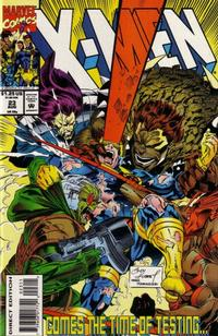 Cover Thumbnail for X-Men (Marvel, 1991 series) #23 [Direct Edition]