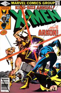 Cover Thumbnail for X-Men Annual (Marvel, 1970 series) #3