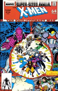 Cover Thumbnail for X-Men Annual (Marvel, 1970 series) #12 [Direct]