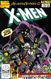 Cover Thumbnail for X-Men Annual (Marvel, 1970 series) #13 [Direct]
