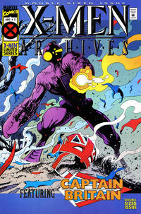Cover Thumbnail for X-Men Archives Featuring Captain Britain (Marvel, 1995 series) #2