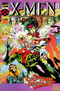 Cover Thumbnail for X-Men Archives Featuring Captain Britain (Marvel, 1995 series) #3