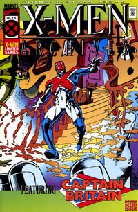 Cover Thumbnail for X-Men Archives Featuring Captain Britain (Marvel, 1995 series) #6