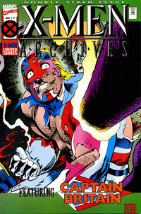 Cover Thumbnail for X-Men Archives Featuring Captain Britain (Marvel, 1995 series) #7