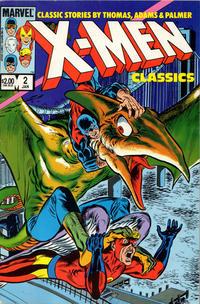 Cover Thumbnail for X-Men Classics Starring the X-Men (Marvel, 1983 series) #2