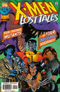 Cover Thumbnail for X-Men: Lost Tales (Marvel, 1997 series) #2