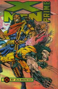 Cover Thumbnail for X-Men Prime (Marvel, 1995 series)