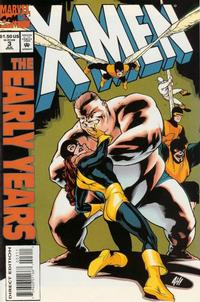 Cover Thumbnail for X-Men: The Early Years (Marvel, 1994 series) #3