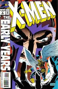 Cover Thumbnail for X-Men: The Early Years (Marvel, 1994 series) #5