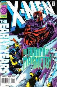 Cover Thumbnail for X-Men: The Early Years (Marvel, 1994 series) #11