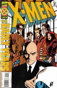 Cover Thumbnail for X-Men: The Early Years (Marvel, 1994 series) #12
