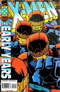 Cover Thumbnail for X-Men: The Early Years (Marvel, 1994 series) #14