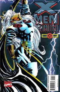 Cover Thumbnail for X-Men Unlimited (Marvel, 1993 series) #7