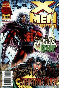 Cover Thumbnail for X-Men Unlimited (Marvel, 1993 series) #11 [Direct Edition]