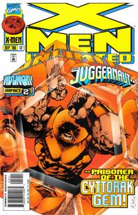Cover Thumbnail for X-Men Unlimited (Marvel, 1993 series) #12 [Direct Edition]