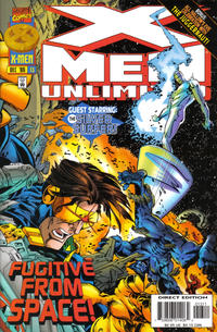 Cover Thumbnail for X-Men Unlimited (Marvel, 1993 series) #13 [Direct Edition]