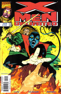 Cover Thumbnail for X-Men Unlimited (Marvel, 1993 series) #19 [Direct Edition]