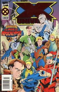 Cover Thumbnail for X-Universe (Marvel, 1995 series) #2 [Direct Edition]