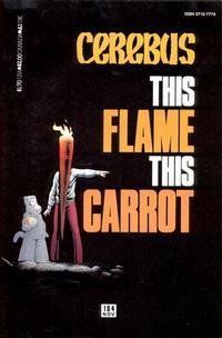 Cover Thumbnail for Cerebus (Aardvark-Vanaheim, 1977 series) #104