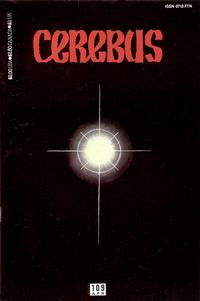 Cover Thumbnail for Cerebus (Aardvark-Vanaheim, 1977 series) #109