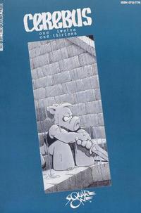 Cover Thumbnail for Cerebus (Aardvark-Vanaheim, 1977 series) #112/113