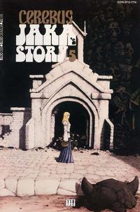 Cover Thumbnail for Cerebus (Aardvark-Vanaheim, 1977 series) #118